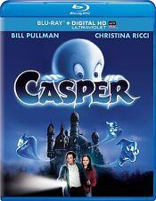 CASPER (1995) BLU RAY REGION FREE NEW & SEALED  BILL PULMAN  CHRISTINA RICCI