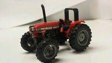 1/64 ERTL farm toy custom case international ih 4230 tractor with fwa.