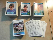 original FOOTBALL STICKERS PANINI FOOT 88 1988 FRANCE Choisir dans liste