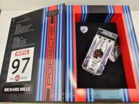 SCX Scalextric Falcon Slot Cars Ref. 09FA1 Porsche 908/3T Martini Ltd.