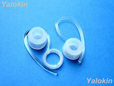 2 Clear Ear-loops & Earbuds for Motorola Boom 2, Elite Flip HZ720 H17 Bluetooth