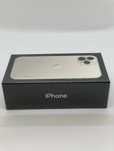 Apple iPhone 11 Pro Max 512GB Silver Verizon AT&T Unlocked Smartphone
