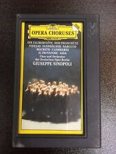 DCC Opera Choruses Digital Compact Cassette