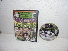 Monsters & Madmen Double Feature DVD ( 50's Horror Movies Beast of Yucca Flats )