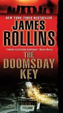 THE DOOMSDAY KEY Brand New Softcover Book JAMES ROLLINS