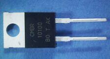 10 x MBR10100 Schottky Gleichrichterdioden 100V/10A