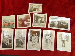 10 Vintage Photos HANDSOME MEN GUYS Young Hunks GAY INTEREST