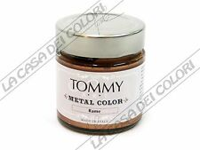 TOMMY ART - METAL COLOR - RAME - 200 ml - COLORI METALLICI