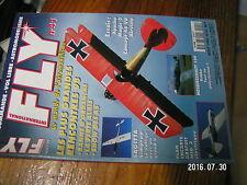 1?µ µ? Revue Fly n°41 plan encarté Mig 3 Electrique / Me 109 Apache Magic 2