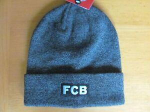adidas Bayern Munich München Beanie Woolie Gray Fussball Bundesliga Soccer