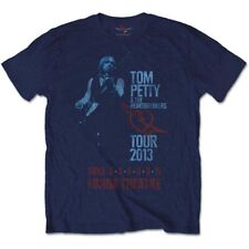 Tom Petty and the Heartbreakers Tour 2013 Official Tee T-Shirt Mens Unisex