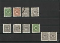 Germany Schleswig Slesvig 1920 Mint Never Hinged + Used Stamps ref R 17090