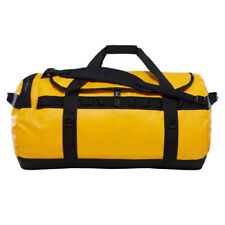The North Face Reisetasche Duffel L Summit Gold TNF Black