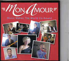 Mon Amour-Music Makes The World Go Round cd single