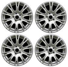 "16"" Ford Focus 2012 2013 2014 Factory OEM Rim Wheel 3881 Silver Full Set"