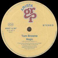 TOM BROWNE - Magic / Midnight Interlude - Arista Grp