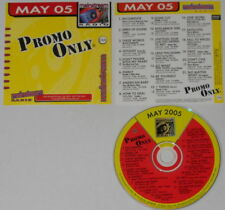 Backstreet Boys, Coldplay, Green Day, Dave Matthews, Avril Lavigne U.S. promo cd