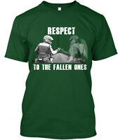 In Memory Of Fallen Ones Respect To The Hanes Tagless Tee T-Shirt