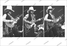 Dickey Betts/Allman Brothers UNIQUE 3-FRAME 1980 PHOTO SEQUENCE From Orig Negs
