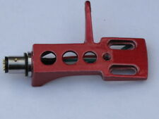 Red portatestina + oro placcato Lead/Unbranded/Generic, universale, 33.3 RPM, 45 RPM