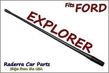"FITS: 1991-2010 Ford Explorer - 13"" SHORT Custom Flexible Rubber Antenna Mast"
