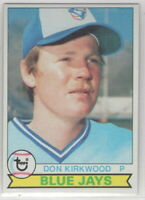 1979 Topps Baseball Toronto Blue Jays Team Set