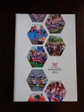 2012 British Rowing Almanack