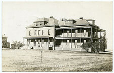 RPPC NY Madison Barracks Sackets Harbor U.S. Army Brick Hospital