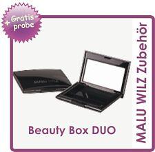 """Malu Wilz """"Zubehör"""" Beauty Box DUO Lidschatten"""