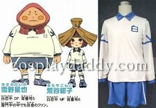 Inazuma Eleven Cosplay Costume Hakuren School Summer Soccer 2nd