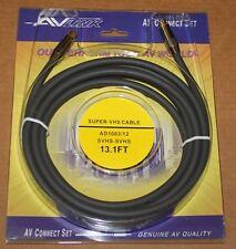 AV Link S-Video Cable, AD1003 - 13.1 ft, Brand NEW