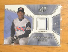Elpidio Guzman 2001 Upper Deck SPX Prospect Jersey 2-Color