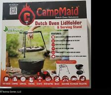Campmaid Dutch Oven Lidholder & Serving Stand