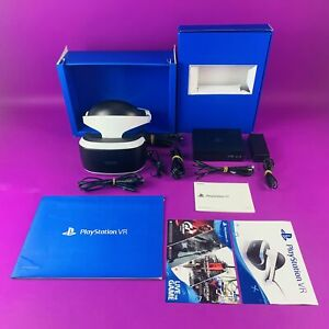 PlayStation 4 VR Headset Boxed - Accessory - PS4