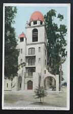 Carmel Tower Glenwood Mission Inn Riverside Calif Detroit Publ Co