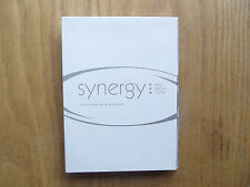 Synergy: Read, Watch, Listen Health and Happiness (DVD/CD Combo - 3 Disc set)