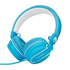 Rockpapa Stereo Foldable Headphones Earphones Over Ear Heavy Deep Bass Adjust