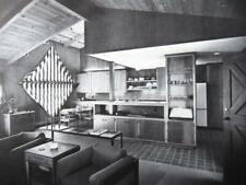 Mid Century Modern architecture Interior design Planning A Home Sarah Faulkner