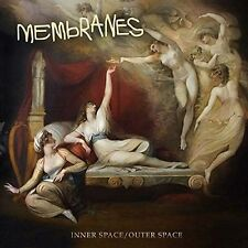The Membranes-Inner Space/Outer Space CD NUOVO