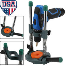 Adjustable 43mm Angle Plunge Bench Clamp Drill  Stand Tool for Electric Drill US
