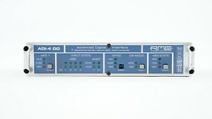 RME ADI-4 DD Advanced Digital Interface 24-Bit 96kHz AES ADAT Convertor #4