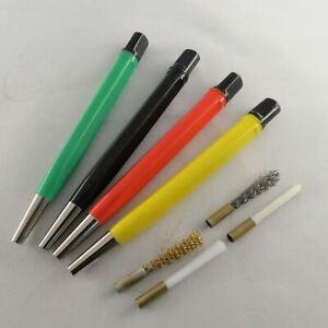 Glasfaser / Messing / Stahlborsten Stift  Reinigungsstift Glasfaserradierer