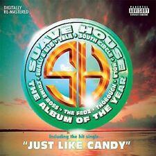 CD de musique rap compilation avec compilation