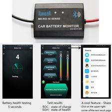 1 Pcs Batteriemonitor Echtzeitprüfung Anlassen / Laden / Spannung Ohne Gelenk