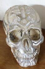 Latex Mould for making this Lovely Embossed Skull
