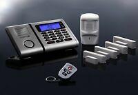 Premium Olympia Protect 6061 Drahtloses Haus Funk Alarmanlagen-Set