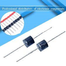 20pcs 10A10/6A10/20A10 R-6 DIP 6A 10A 20A 1000V electrical Axial Rectifier Diode