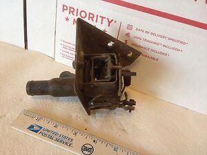 Studebaker heater system valve.     For 1963.    Item:  6842