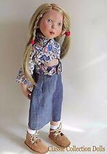 """""""Lola"""" Junior Bambola da collezione zwergnase - 2003 - 20"""" - Brand New-In Stock"""