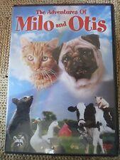 The Adventures of Milo and Otis (DVD - 1989)